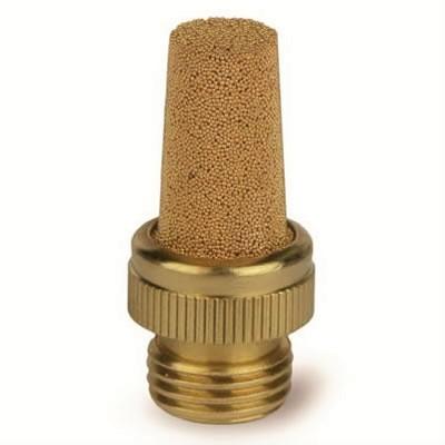 Silenziatore SBZ conico in bronzo sferico sinterizzato