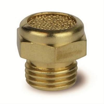 Silenziatore SPE  con pastiglia in bronzo sferico sinterizzato