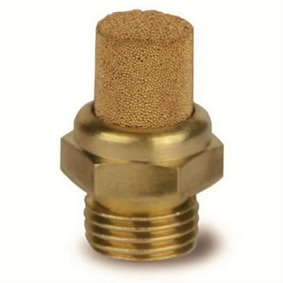Silenziatore SEM/C tronco cono in bronzo sferico sinterizzato